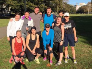Fitness Classes Rushcutters Bay Park