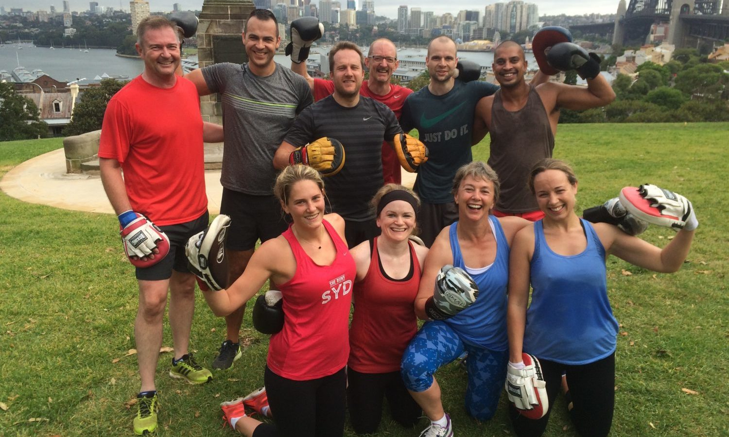 Fitness Boot Camp Sydney